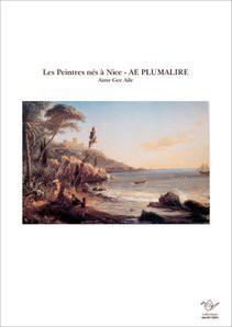 Les Peintres nés à Nice - AE PLUMALIRE