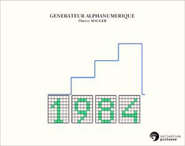 GENERATEUR ALPHANUMERIQUE