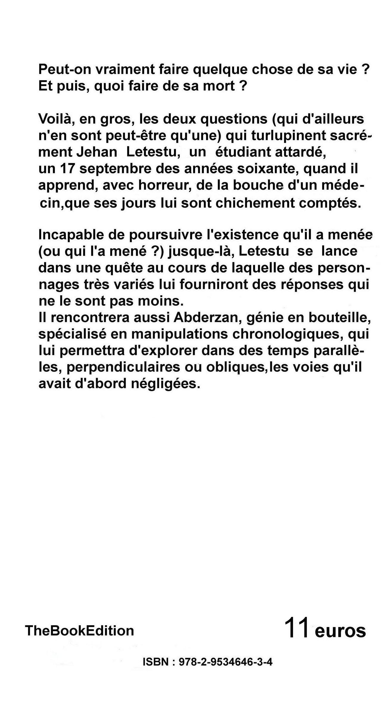 Premiere Journee D Un Condamne Jean Francois Sterell