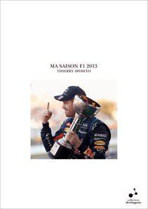MA SAISON F1 2013
