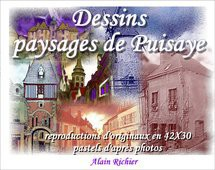 album dessins de Puisaye