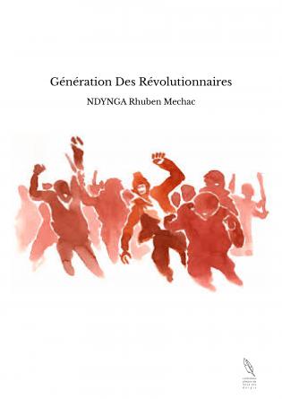 Génération Des Révolutionnaires