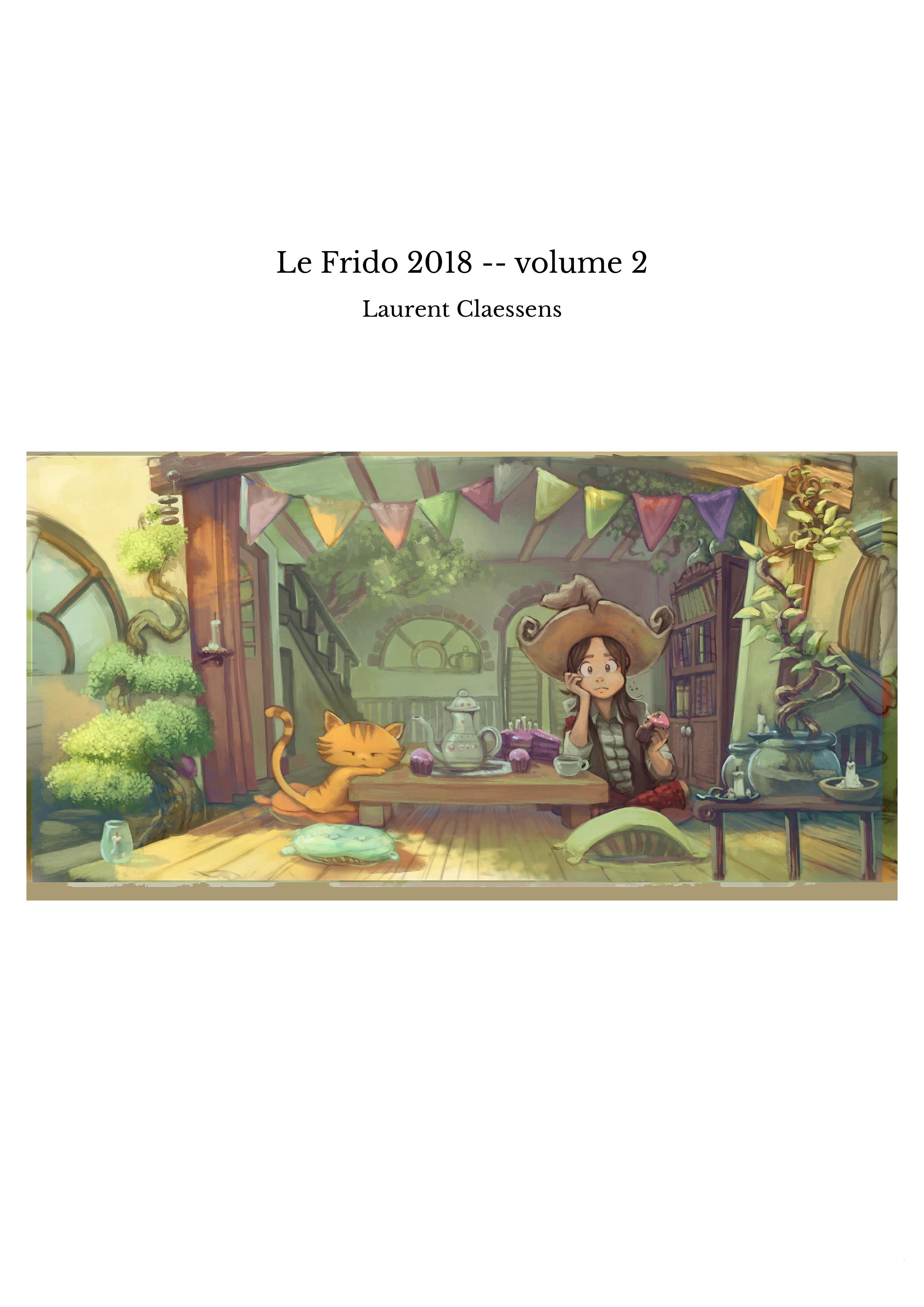 Le Frido 2018 -- volume 2