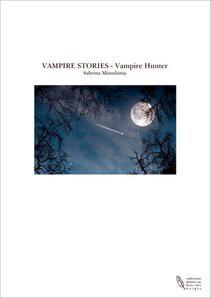 VAMPIRE STORIES - Vampire Hunter