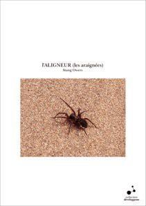 l'ALIGNEUR (les araignées)