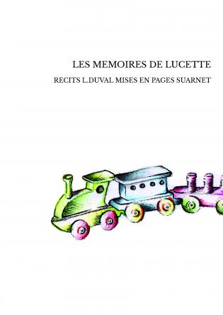 LES MEMOIRES DE LUCETTE
