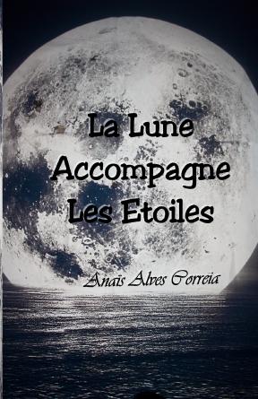 La lune accompagne les étoiles