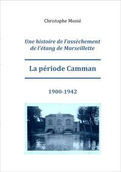 L'étang de Marseillette des Camman