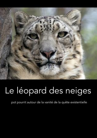 Le léopard des neiges