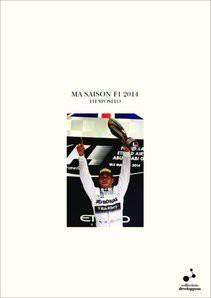 MA SAISON F1 2014