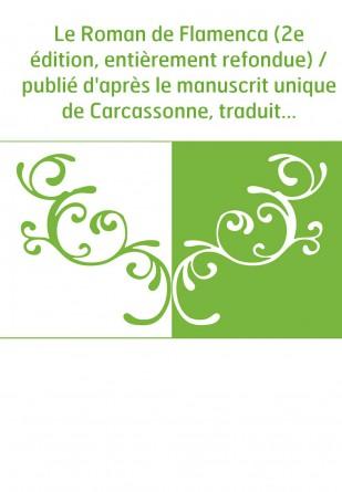 Le Roman de Flamenca (2e édition,...