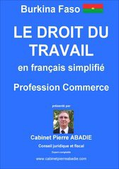 C T simplifié professions commerce