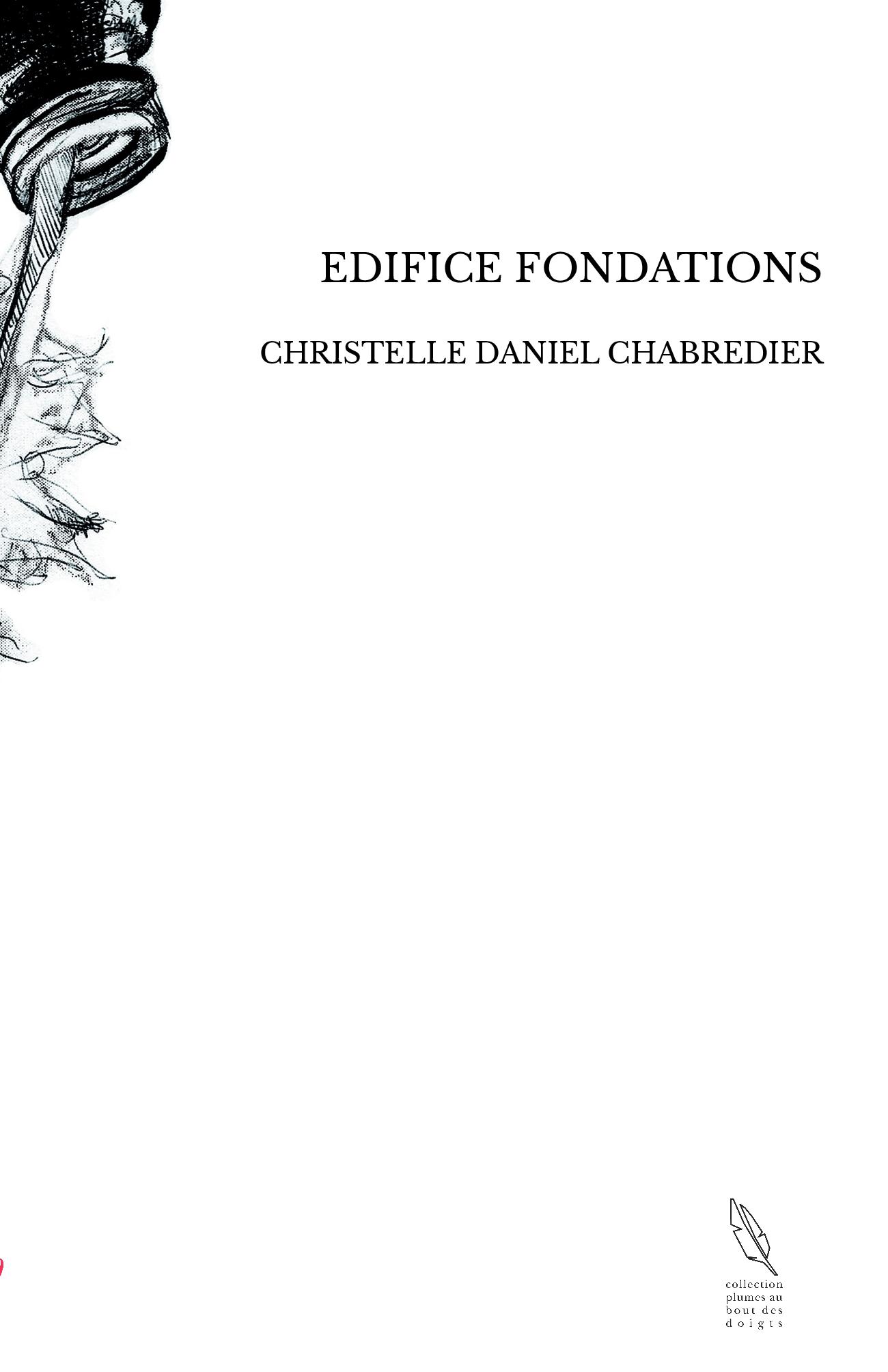 EDIFICE FONDATIONS