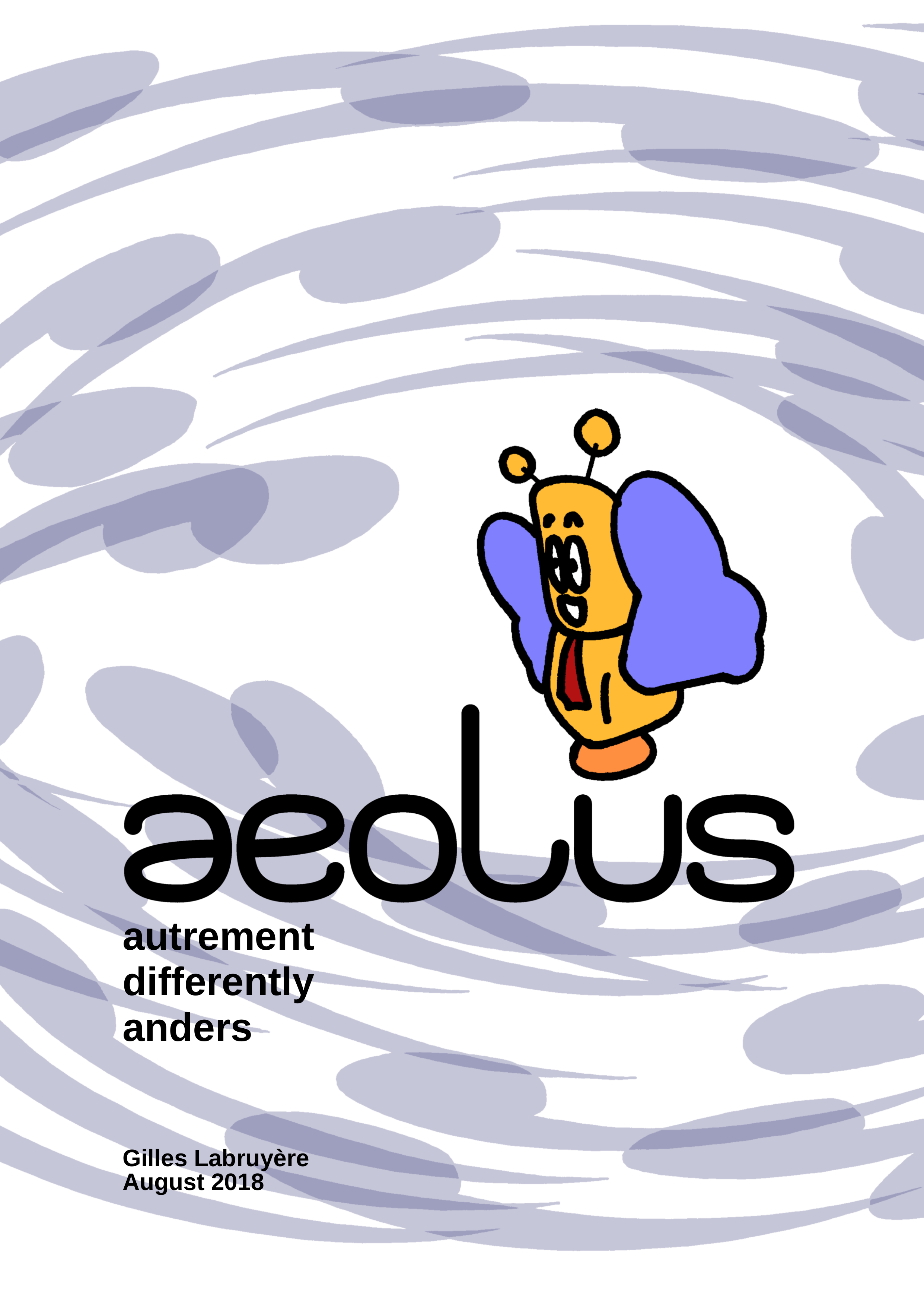 aeolus differently, autrement, anders