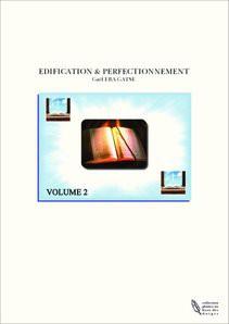 EDIFICATION & PERFECTIONNEMENT