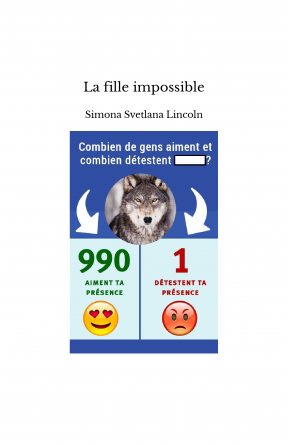 La fille impossible