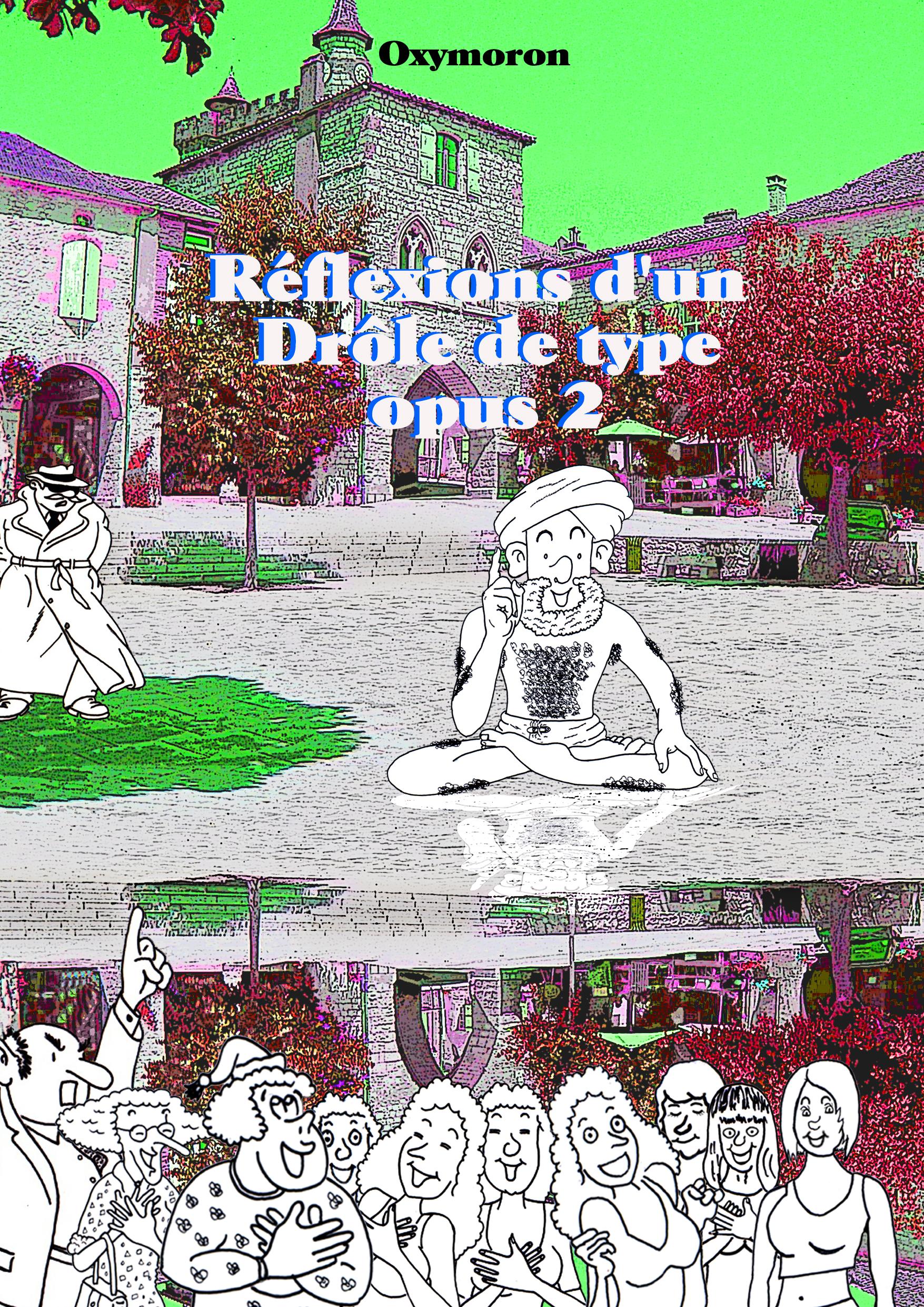 Réflexions d'un drôle de type Opus 2
