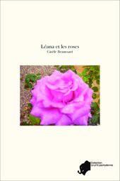 Léana et les roses