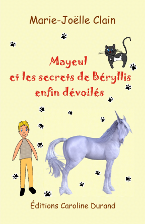 Mayeul et les secrets de Béryllis enfi