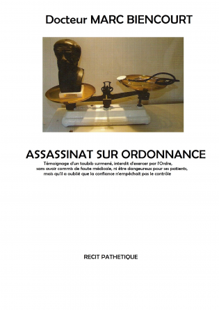 ASSASSINAT SUR ORDONNANCE