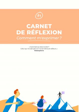 Carnet de réflexion 4 : L'expression