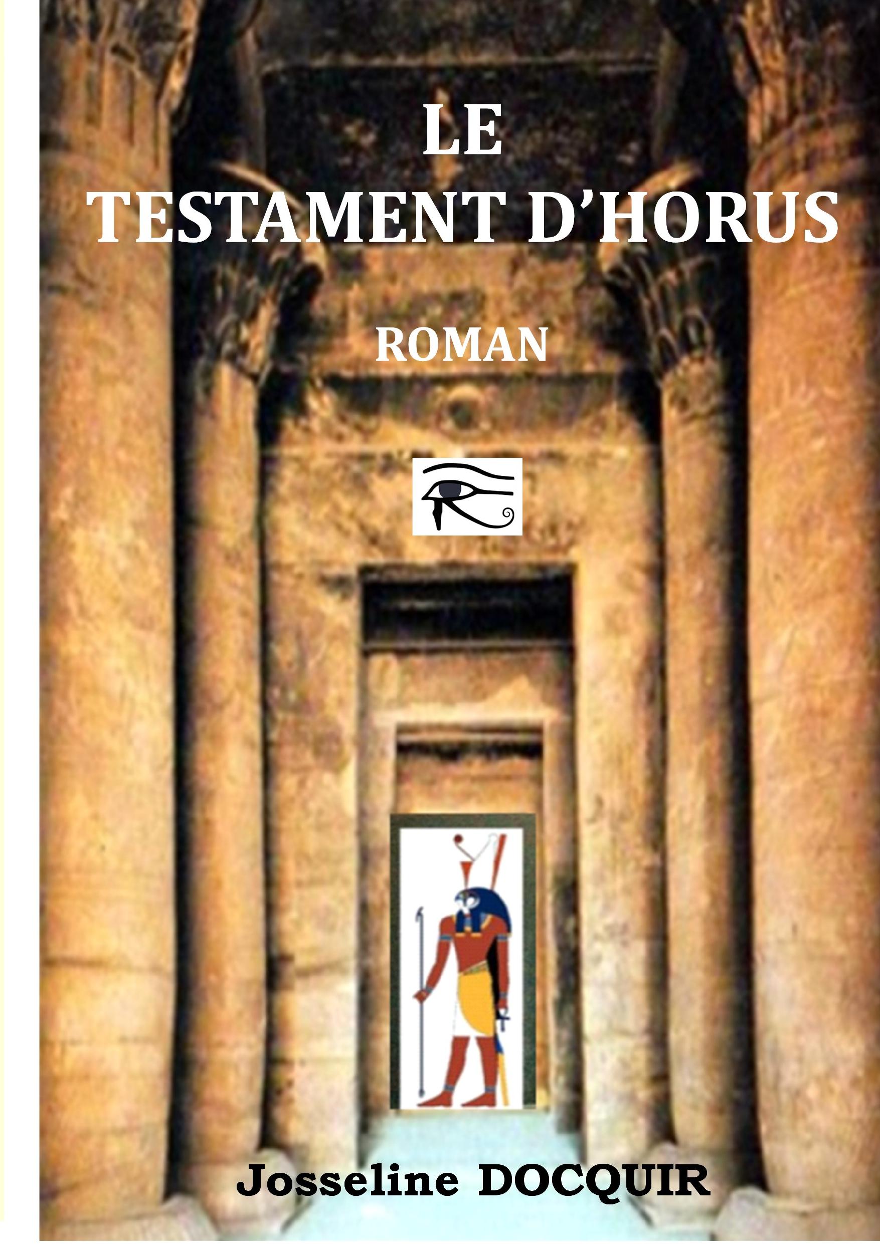 LE TESTAMENT D'HORUS