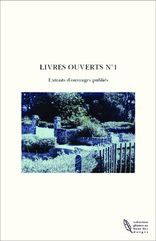 LIVRES OUVERTS N°1