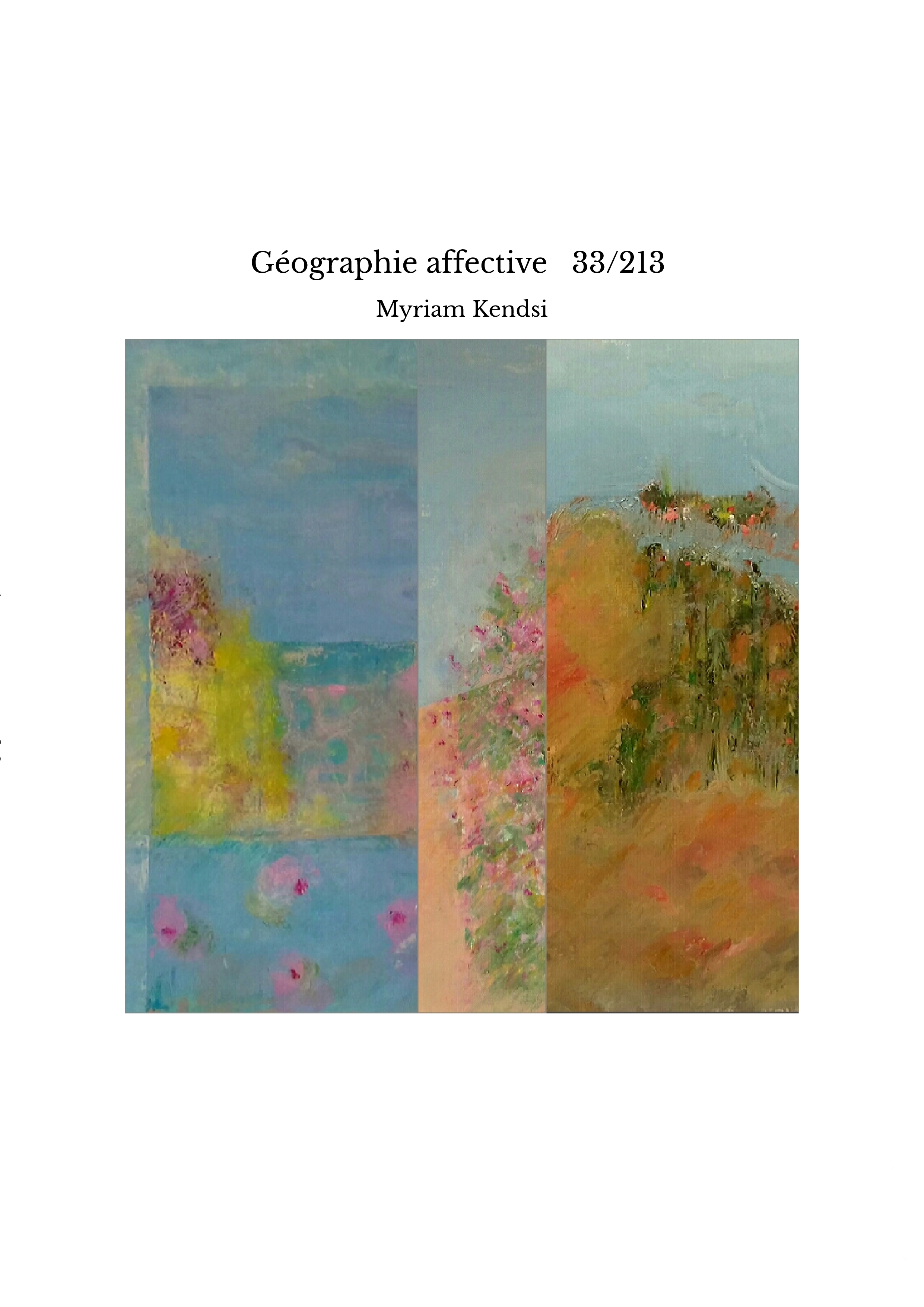 Géographie affective 33/213