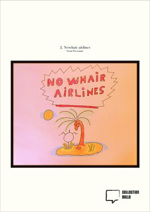 2. Nowhair airlines