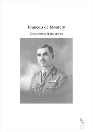 François de Montety