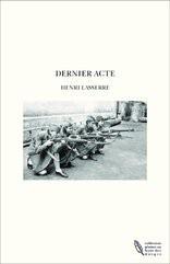 DERNIER ACTE