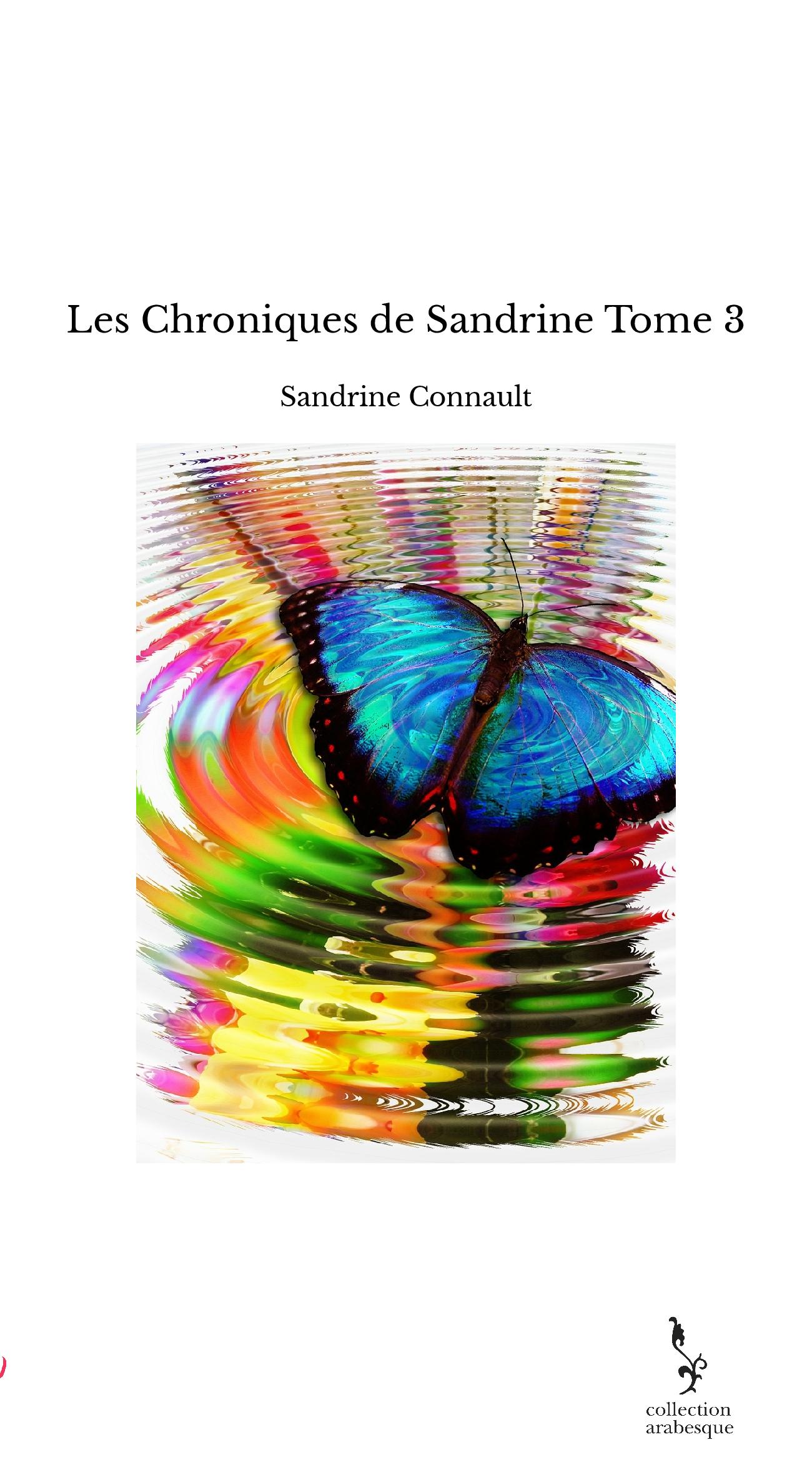 Les Chroniques de Sandrine Tome 3