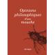 Opinions philosophiques d'une mouche