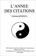 L'ANNEE DES CITATIONS