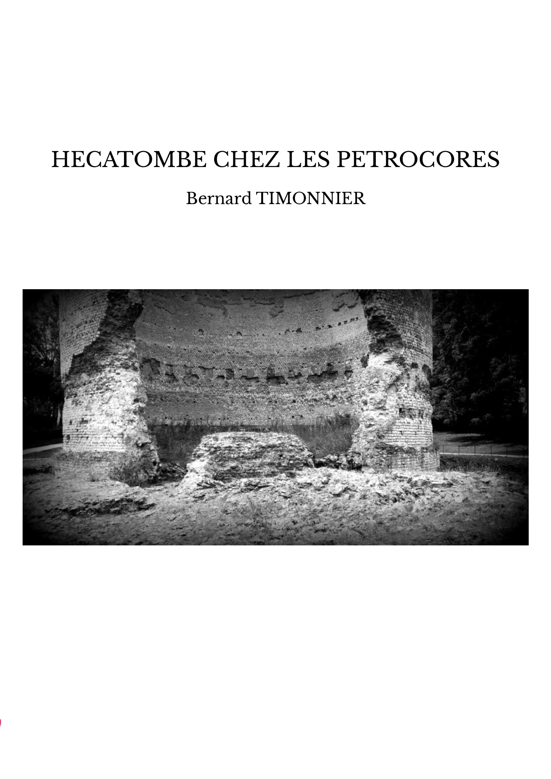 HECATOMBE CHEZ LES PETROCORES