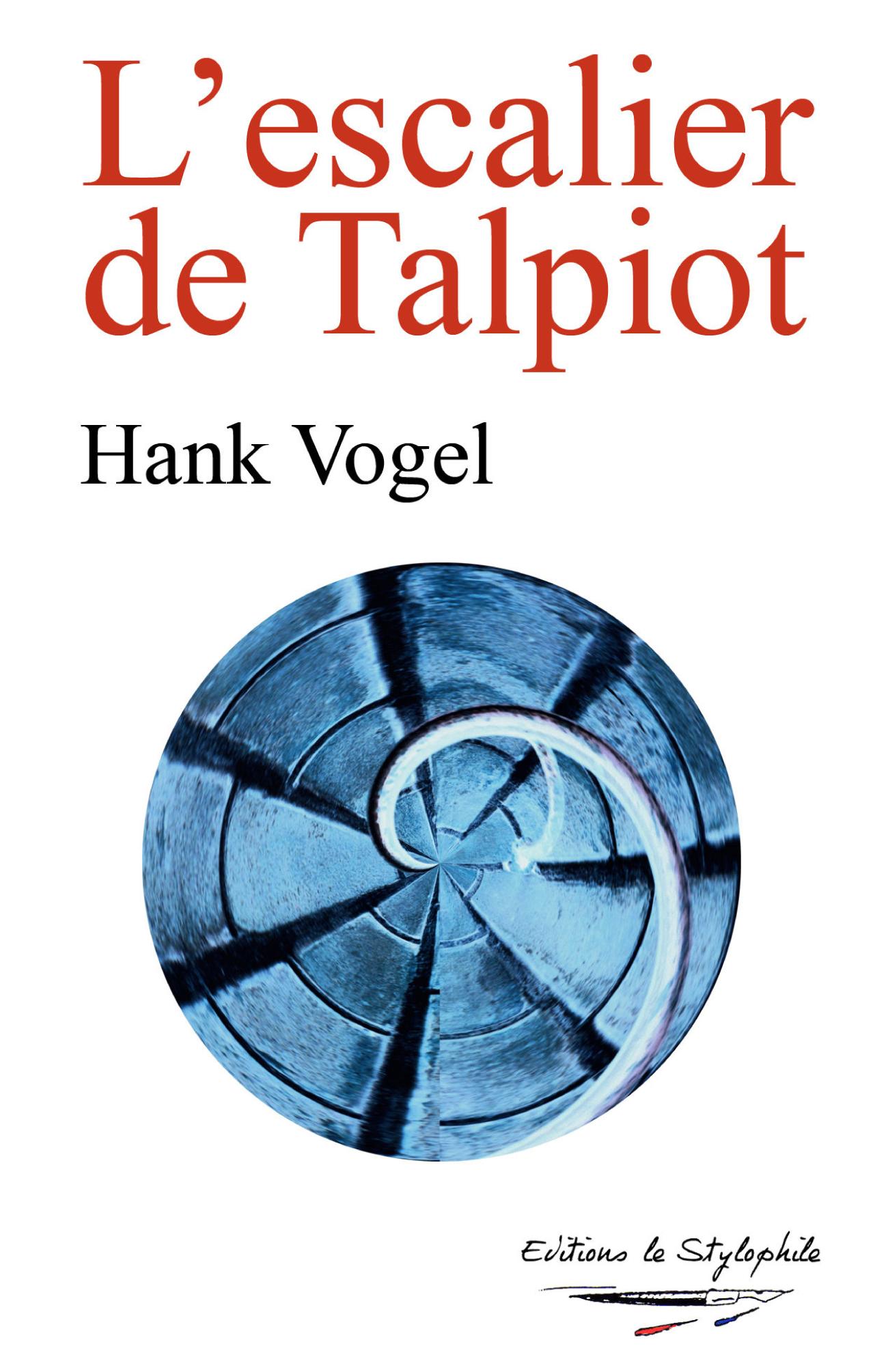 L'escalier de Talpiot