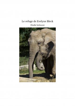 Le refuge de Evelyne Bleck