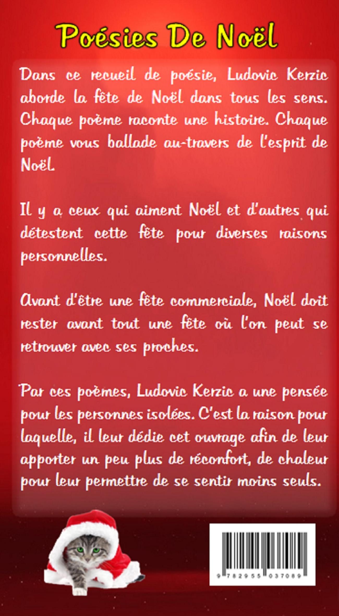 Poésies De Noël Ludovic