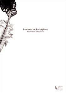 Le carnet de Robespierre
