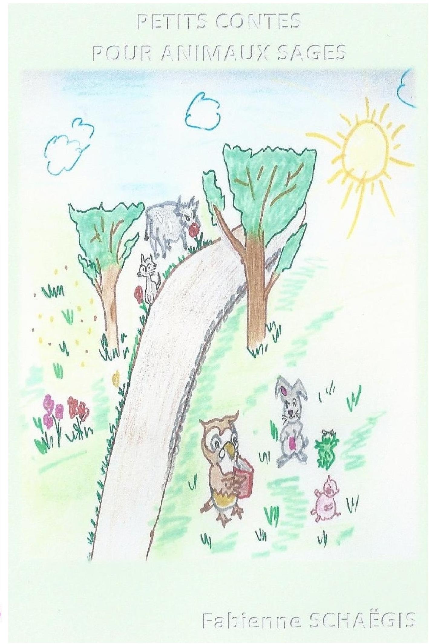 Petits contes pour animaux sages