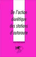 Action diurétique des stations