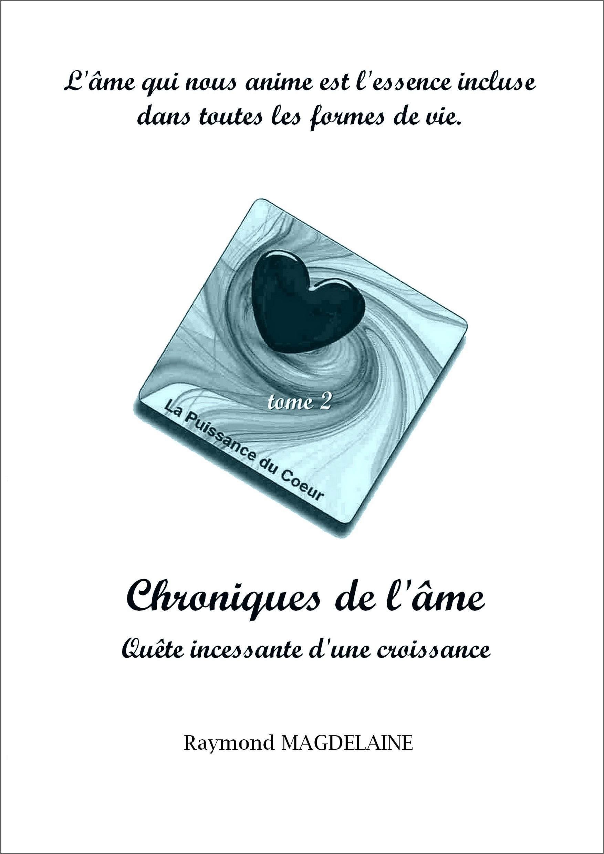 Chroniques de l'âme : tome 2