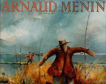 Arnaud Menin, artiste peintre