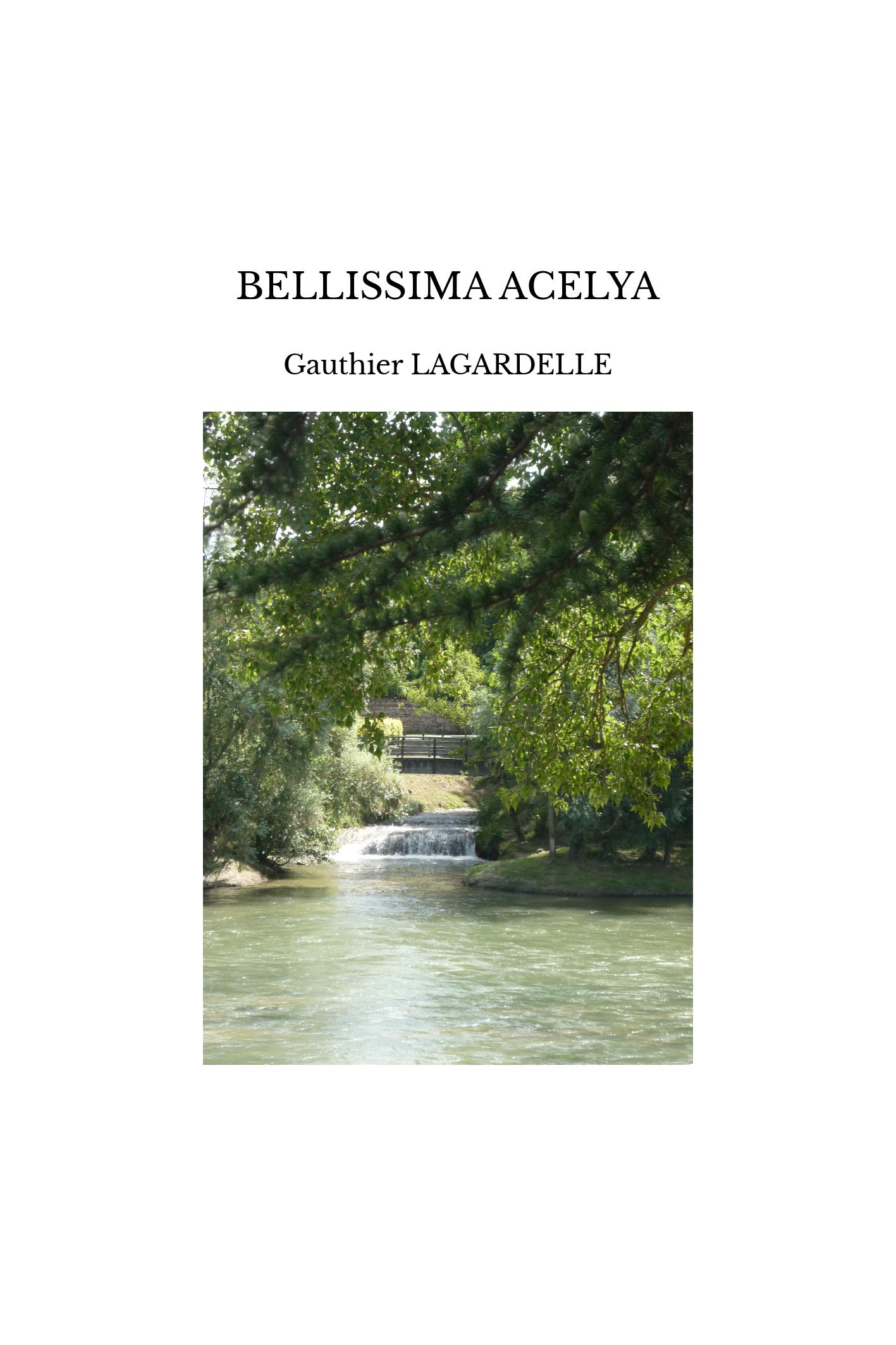 BELLISSIMA ACELYA