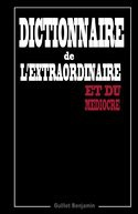 Dictionnaire de l'extraordinaire