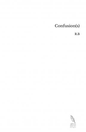 Confusion(s)