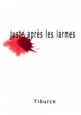 JUSTE APRES LES LARMES