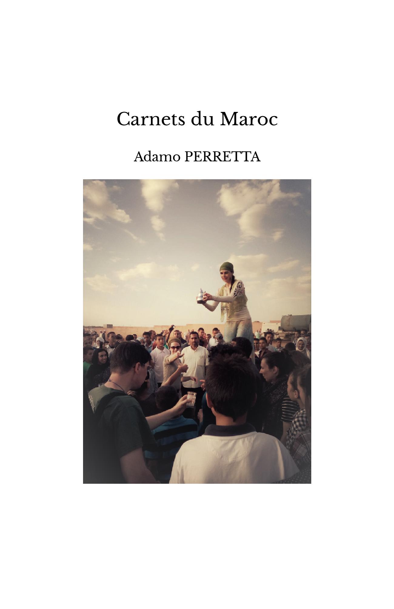 Carnets du Maroc