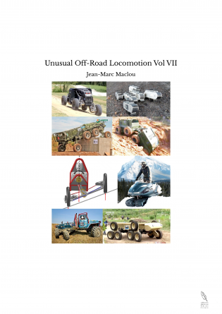 Unusual Off-Road Locomotion Vol VII