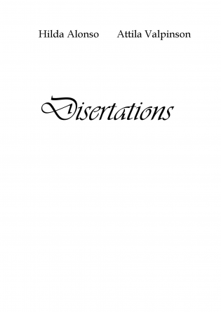 Disertations